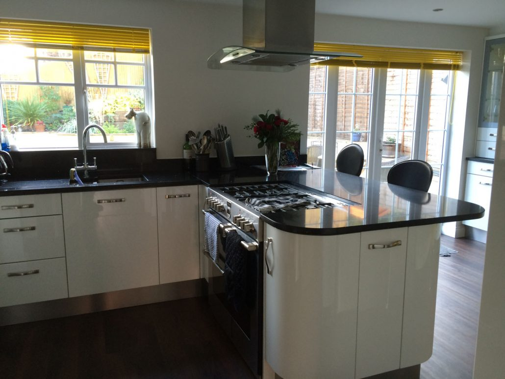 We Are Over The Moon With Our New Kitchen Space Having Previously Lived A Tiny And Separate Also Dining Room Decided To Knock
